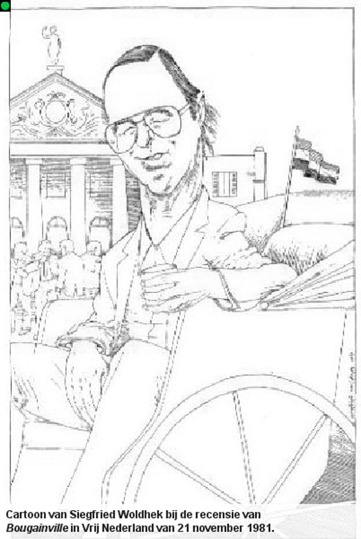Cartoon van Siegfried Woldhek